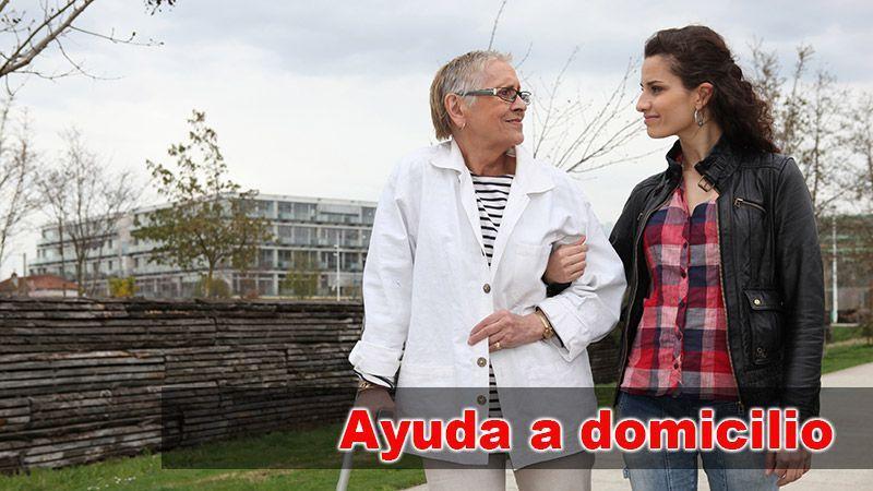 Empresas de ayuda a domicilio Madrid