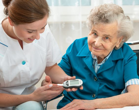 Agencias de cuidado de personas mayores Madrid