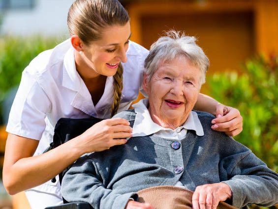Agencias cuidado personas mayores Madrid