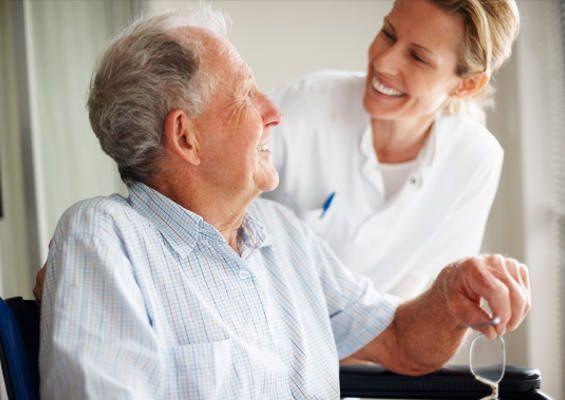 gencias cuidado personas mayores Madrid
