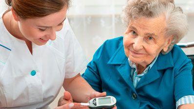 Atención sanitaria a domicilio