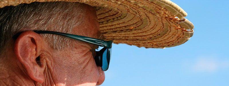 Consejos para paliar los efectos del calor en nuestros mayores