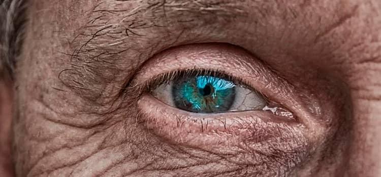 anciano con demencia senil