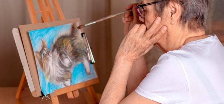 Actividades para personas mayores de 80 años
